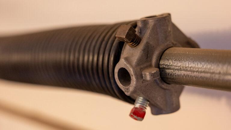 How to Install Garage Door Cables