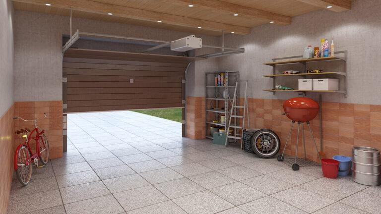 Broken Garage Door Opener in Philadelphia