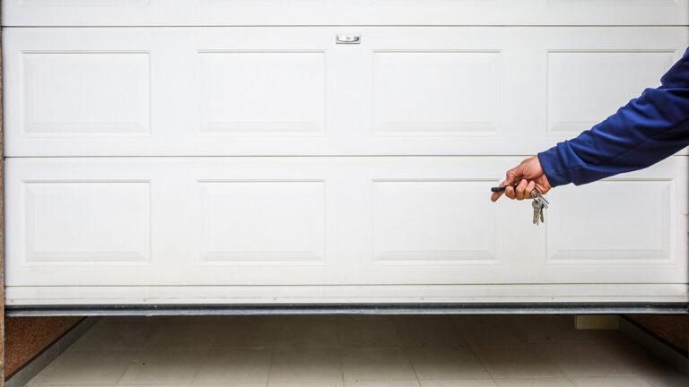Garage Door Opener Motor Not Working